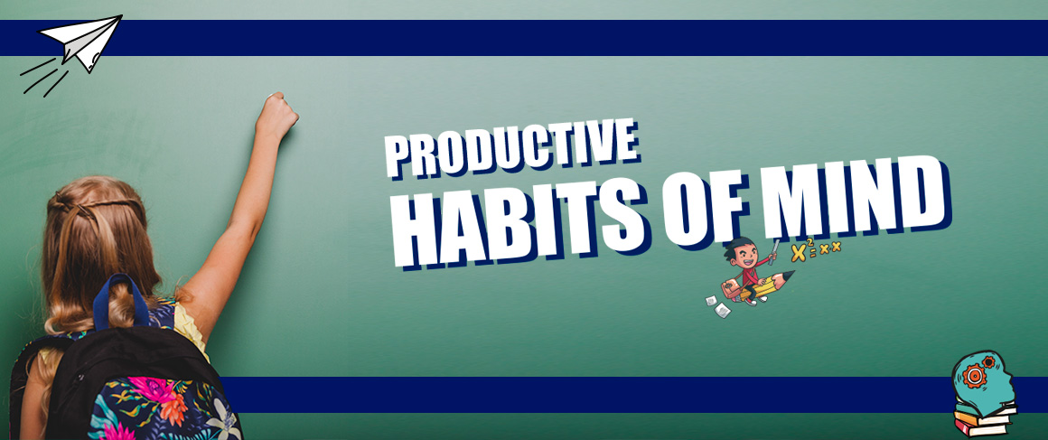 Productive Habits of Mind – Hábitos Productivos de la Menta